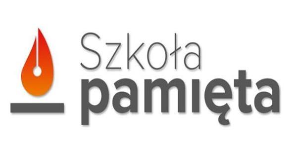 Znalezione obrazy dla zapytania szkoła pamięta logo